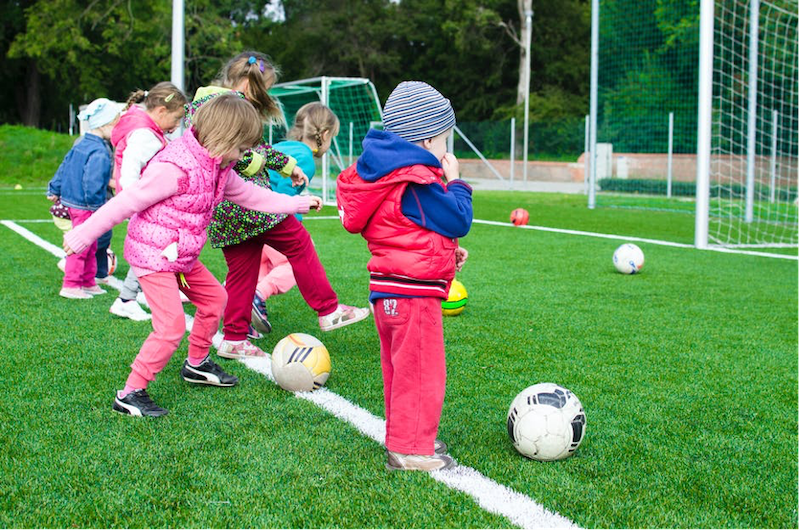 How to Determine if Your Child is Ready for Sports Outside of FWB Preschool